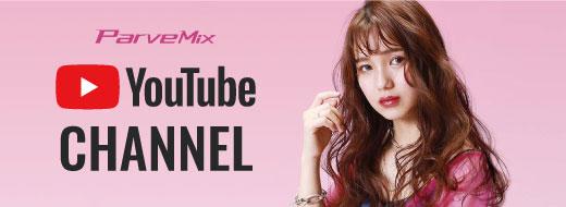 ParveMix YouTubeチャンネル
